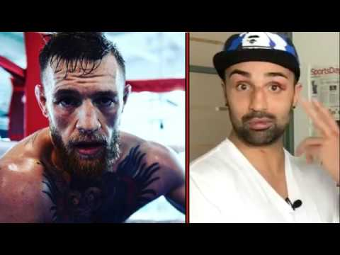 Conor McGregor Conference Call: Tell Paulie Malignaggi To Shut His Mouth And Join The Queue