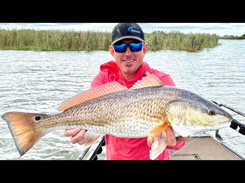 How To Catch, Clean And BBQ A *REDFISH* BlueGabe Style