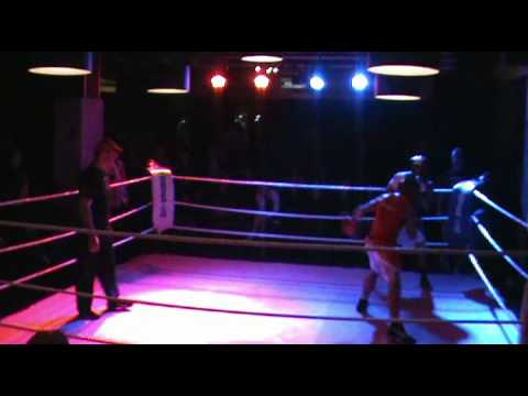 Kendall verses Rino - Boxfit Gym Sparring Event 21...