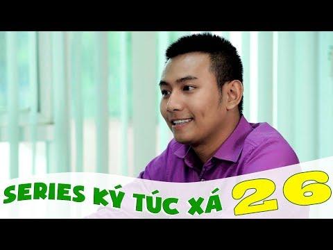 Ký Túc Xá - Tập 26 - Phim Sinh Viên | Đậu Phộng TV
