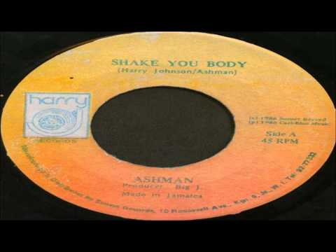 Ashman-Shake Your Body (Harry J Records)