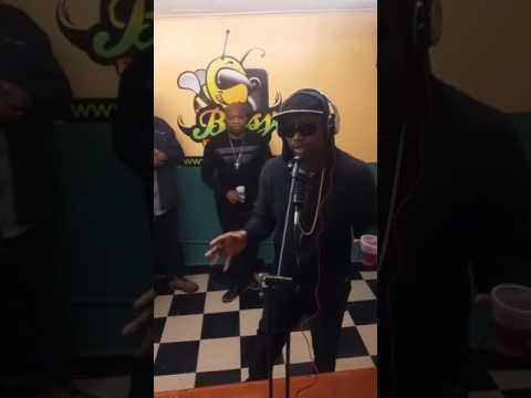 Fresh From Yard Busy Signal interview on Busy Radio Cont'd