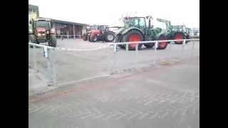 McHale Farm Machinery - Massey Ferguson & Fendt Tractor Drive Days - Ballinrobe Race Course