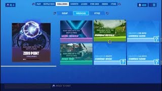 Fortnite seasonX Battle Pass