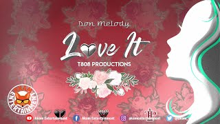 Don Melody - Love It [Audio Visualizer]