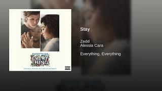 Zedd Stay - Alessia Cara - Topic.mp3