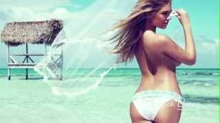 Kate Upton for Beach Bunny BRIDAL 2012 Collection