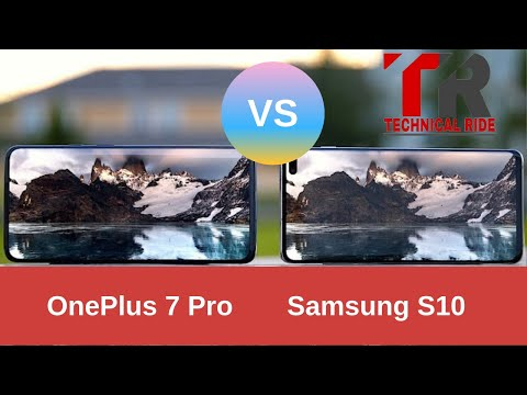 oneplus-7-pro-vs-samsung-s10-|-comparison-oneplus7-pro-vs-samsung-s10-|-by-technical-ride
