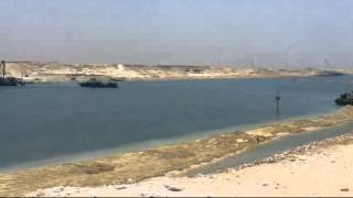 The assassination of MP year did not affect the work the new Suez Canal