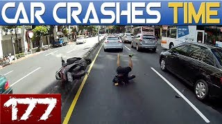 Dash Cam Accidents Compilation - Best of the Week - Episode #177 HD