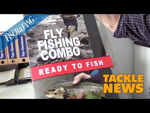 Tackle-News: Abu Garcia Fly Fishing Combo ready to fish
