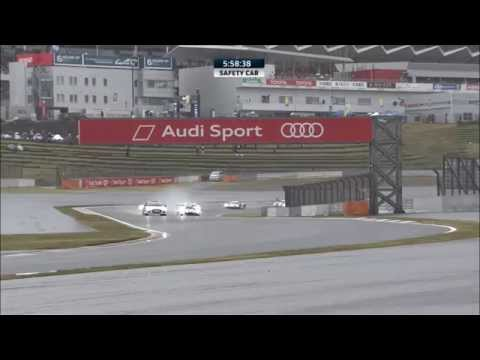 Race Start Under Safety Car