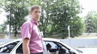 сотрудники ДПС испортили свадьбу (Краснодар)