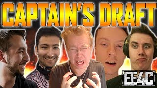 OFFICIAL EE4C CAPTAINS DRAFT!!! (MRTLEXIFY, MRDALEKJD, RADAUSTIN27, THESMITHPLAYS, MRROFLWAFFLES)