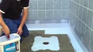 Гидроизоляция пола в ванной с помощью KIILTO Fiberpool Фиберпул(Этот материал Вы сможете выгодно купить в интернет-магазине стройматериалов http://SnabMsk.ru Мы рекомендуем..., 2014-02-24T06:57:55.000Z)