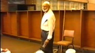 Pre-Khutbah talk at University of Natal by Sheikh Ahmed Deedat ( English Full )
