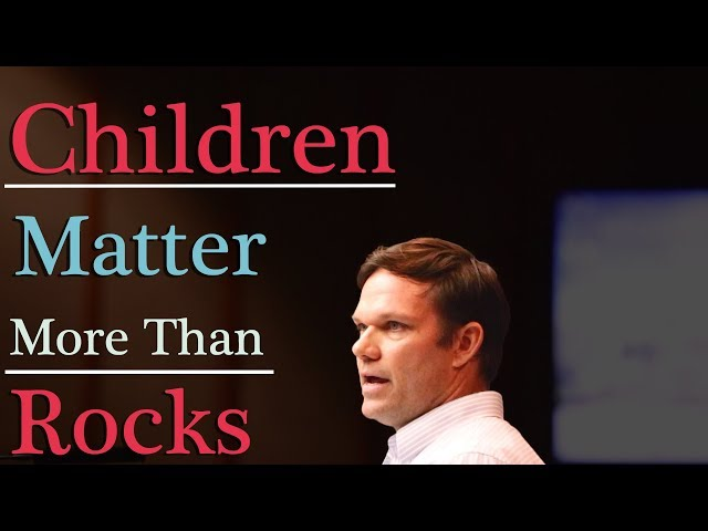 Which Are More Important Children Or Rocks?