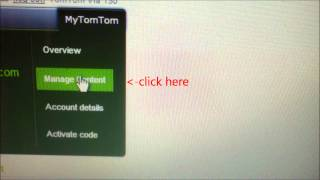 How to Update Free Maps on GPS TomTom via Review