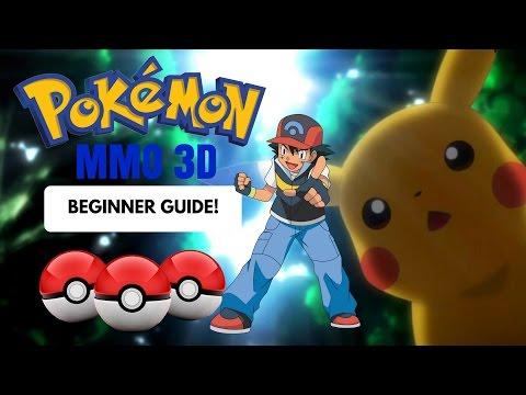 POKEMON MMO 3D | Beginner guide! (read desc)