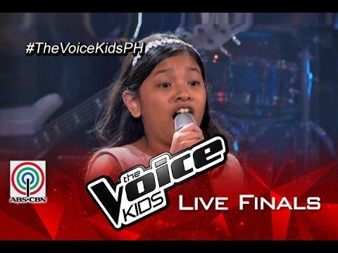 The Voice Kids Philippines Season 2 Winning Performance: Elha Mae Nympha