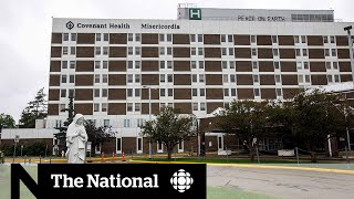 Edmonton hospital closed to patients after COVID-19 outbreak