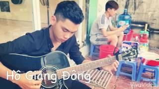 [Guitar] Hồ Giang Đông - Hà Nội Trà Đá Vỉa Hè cover