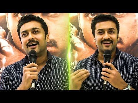 Suriya's Reaction on Theeran Adhigaram Ondru | Karthi | Rakul Preet | TN355