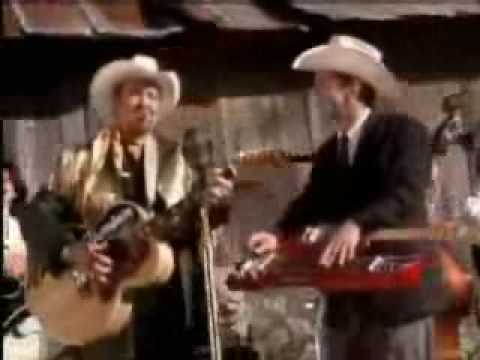 Junior Brown & Hank Thompson - Gotta sell them chicken