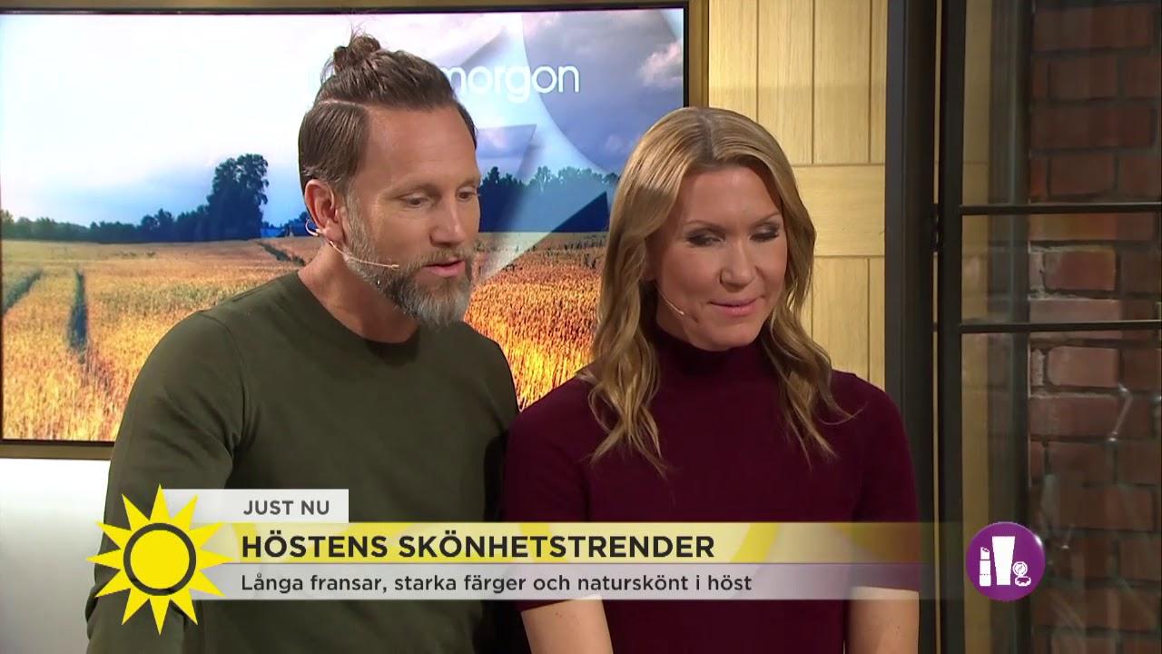 Så fixar du lyster och långa fransar i höst - Nyhetsmorgon (TV4 ... ba13157b0aed1