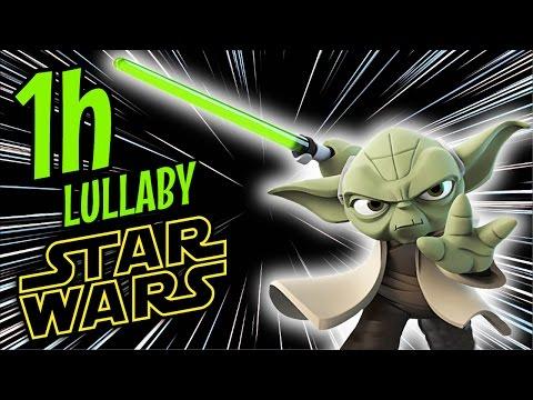 Star Wars Magic Lullaby - 1 Hour Main Theme Music Box