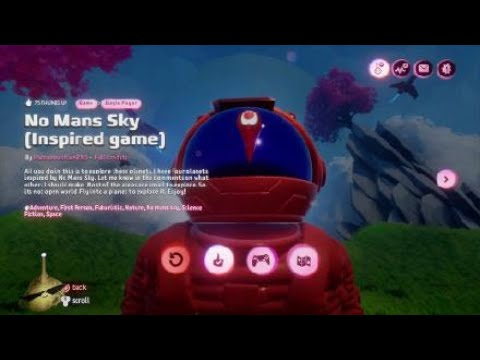 No Mans Sky (Inspired game) |