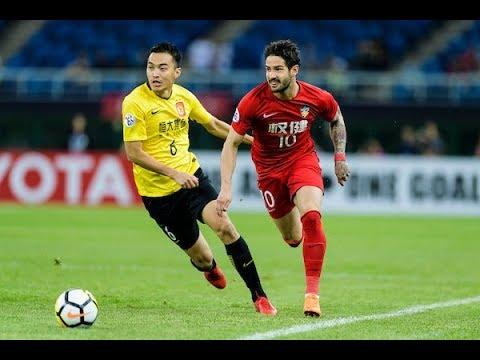 Tianjin Quanjian 0-0 Guangzhou Evergrande (AFC Champions League 2018: Round of 16 – First Leg)