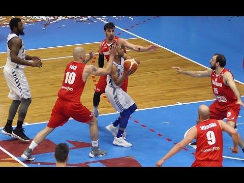 Zalakerámia ZTE KK - Szolnoki Olaj KK NB I férfi kosárlabda-mérkőzés 1fel 17.05.16. (kedd) 19:00