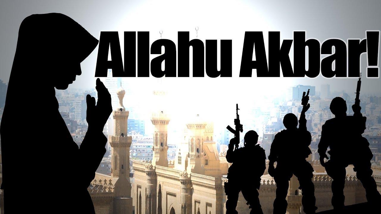 Allahu Akbar Bedeutet Nicht Das Was Du Denkst Tenseinforms