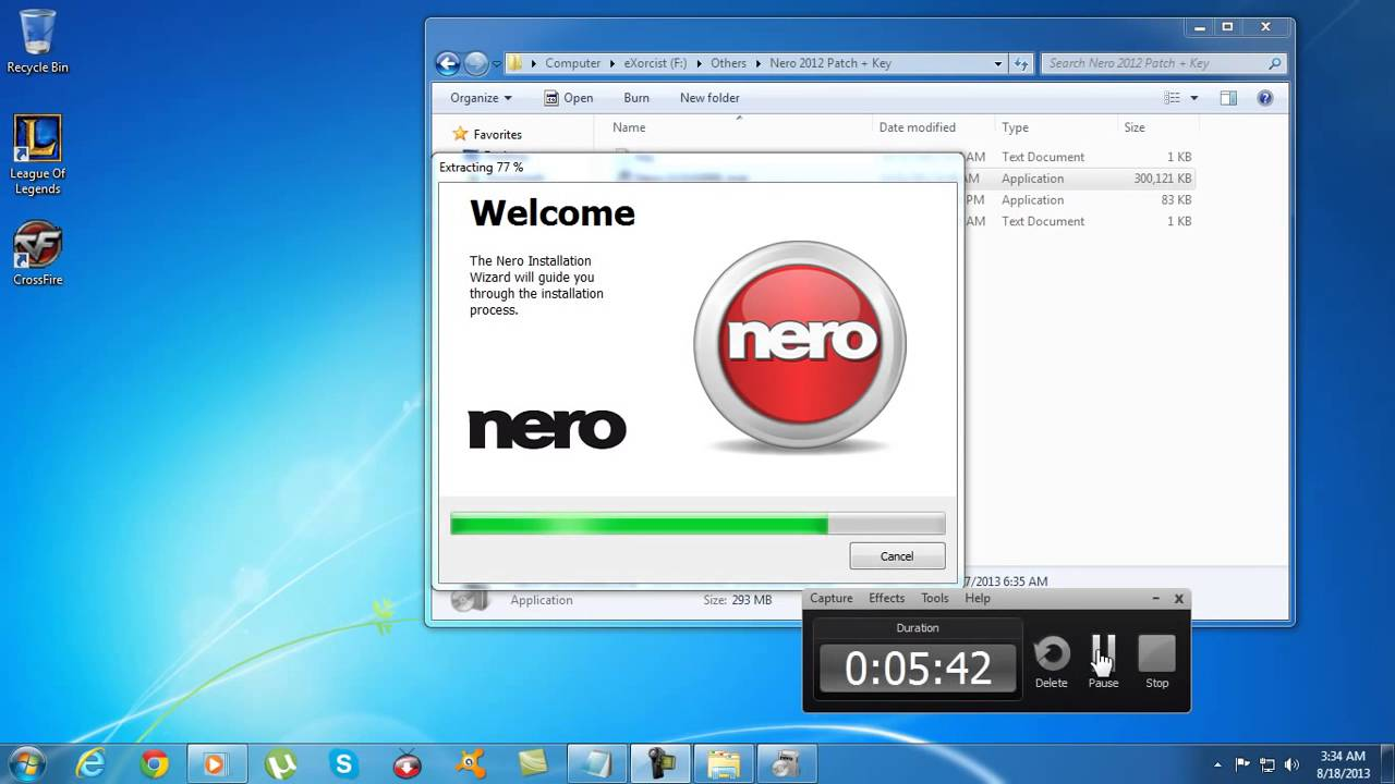 nero 12 free download full version with crack for windows 10