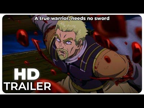 Vinland saga trailer #2 [Eng sub]