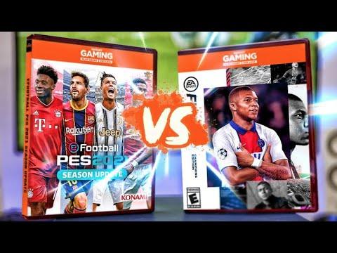 FIFA 21 vs PES 2021: ¿Cuál comprar?