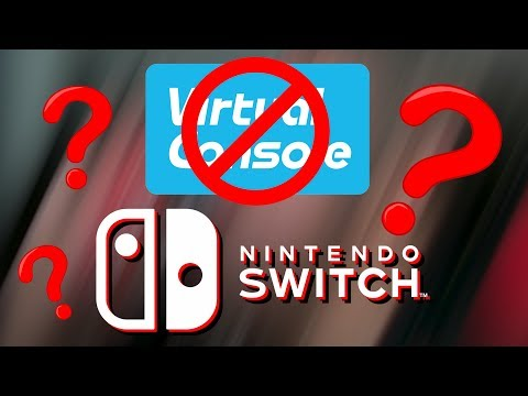 NO VIRTUAL CONSOLE ON NINTENDO SWITCH? Not Exactly...