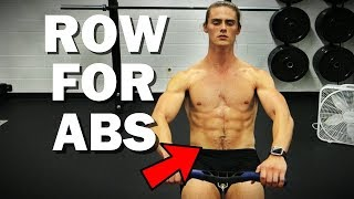 How To Get Six-Pack Abs From Rowing
