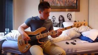 Fitz And The Tantrums - MoneyGrabber Bass Cover