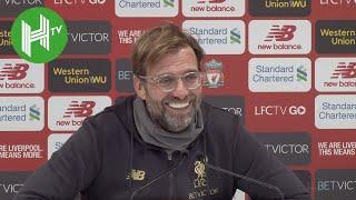 Liverpool 3-1 Man Utd   Jurgen Klopp: The first half hour was outstanding