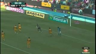 América vs. Cruz Azul (2-2)