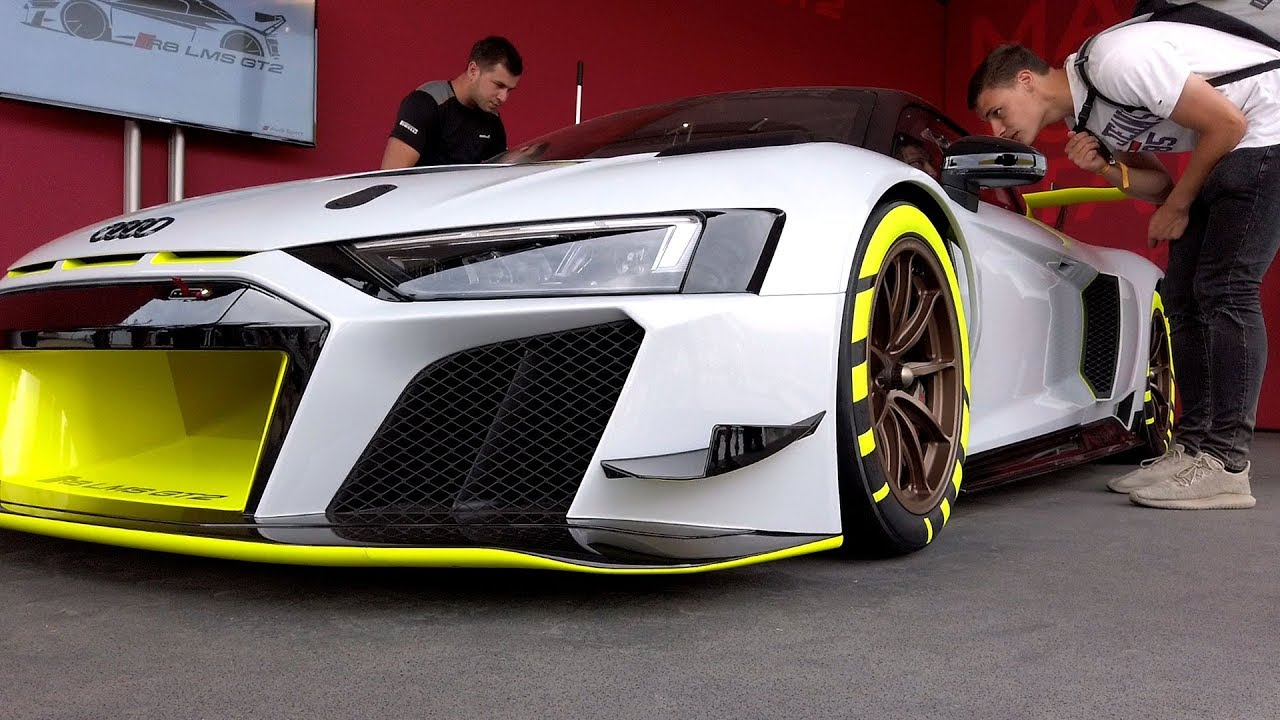 Audi R8 Lms Gt2 640 Cv Come Alternativa Veloce Al Gt3