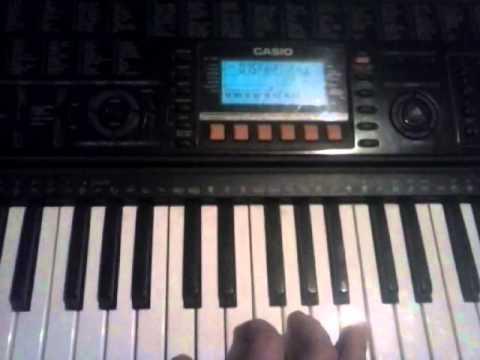Cumbia  teclado Casio ctk 611 .