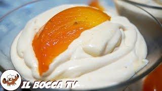 509 - Dessert ai cachi...e poi tutti ubriachi! (dessert al cucchiaio facile, veloce e dolcissimo)