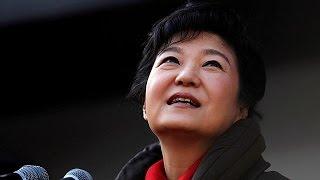 Güney Kore'nin eski lideri için yakalama kararı istenecek