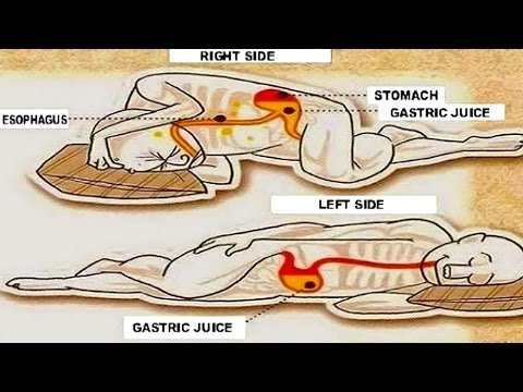 This Is Why You Should Sleep on Your Left Side
