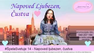 #ŠpelaSvetuje 14 - Napoved ljubezen, čustva