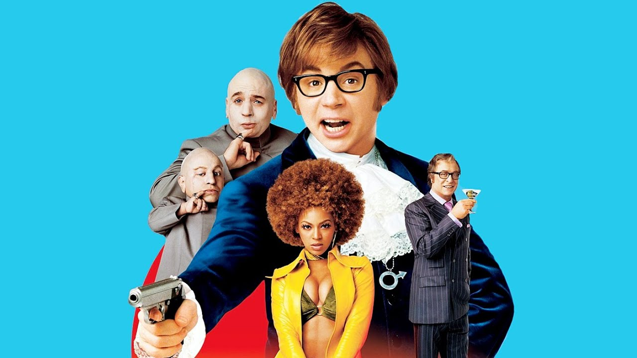 Image result for austin powers goldmember