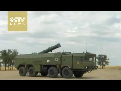 Russia deploys nuclear-capable missiles in border region Kaliningrad